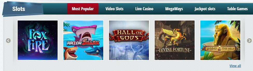 Casino Euro No Deposit Promo Code